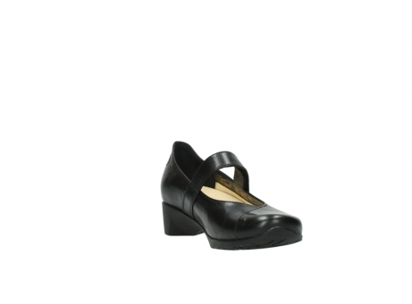 wolky pumps 07813 ruby 20000 zwart leer_17