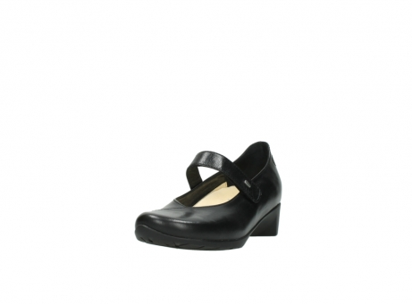 wolky pumps 07813 ruby 20000 zwart leer_21