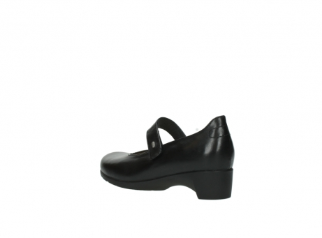 wolky pumps 07813 ruby 20000 zwart leer_4