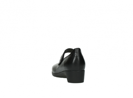 wolky pumps 07813 ruby 20000 zwart leer_6