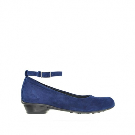 wolky court shoes 07952 monelli 40820 ocean goat suede