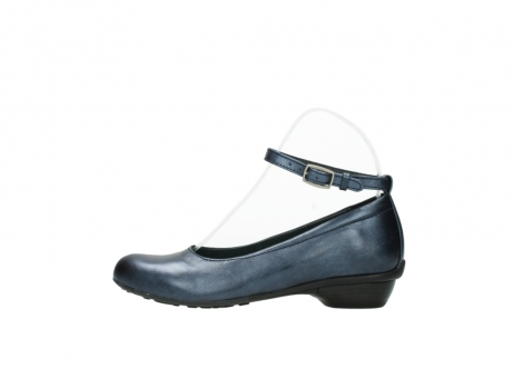 wolky court shoes 07952 monelli 90800 blue metallic leather_1