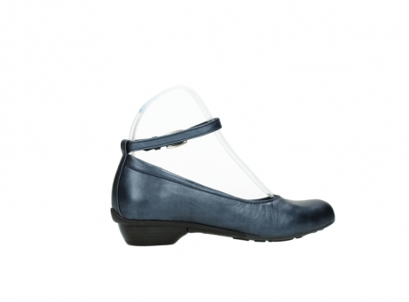 wolky court shoes 07952 monelli 90800 blue metallic leather_12