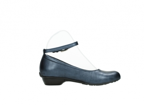 wolky court shoes 07952 monelli 90800 blue metallic leather_13