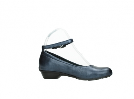 wolky court shoes 07952 monelli 90800 blue metallic leather_14