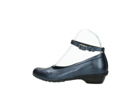wolky court shoes 07952 monelli 90800 blue metallic leather_2