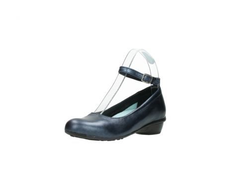 wolky court shoes 07952 monelli 90800 blue metallic leather_22