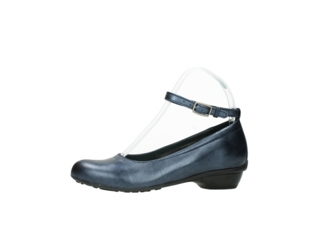 wolky court shoes 07952 monelli 90800 blue metallic leather_24
