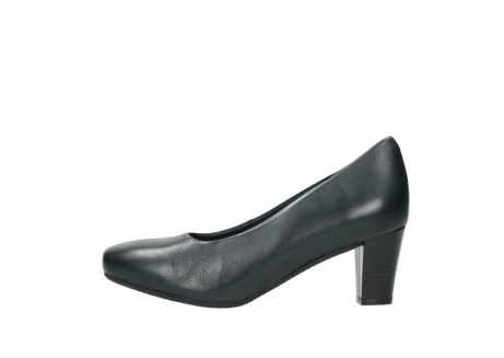 wolky pumps 09989 city 20800 blauw leer_1