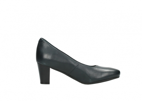 wolky pumps 09989 city 20800 blauw leer_13