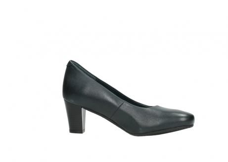 wolky pumps 09989 city 20800 blauw leer_14
