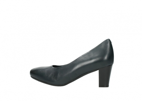 wolky pumps 09989 city 20800 blauw leer_2