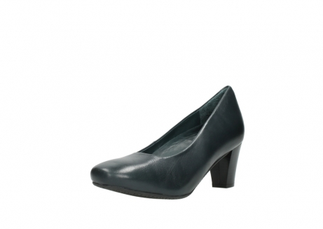 wolky pumps 09989 city 20800 blauw leer_22