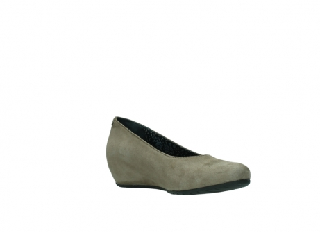 wolky pumps 1910 capella 415 taupe suede_16