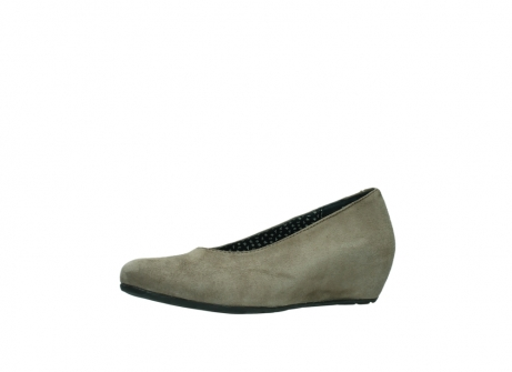 wolky pumps 1910 capella 415 taupe suede_23