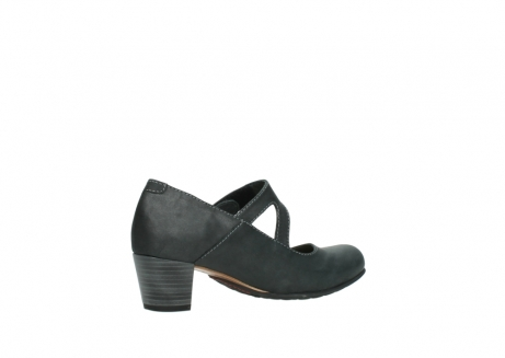 wolky pumps 3754 conga 821 antraciet leer_11