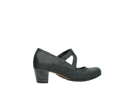 wolky pumps 3754 conga 821 antraciet leer_12