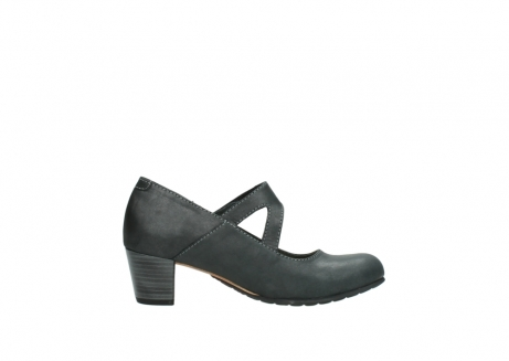 wolky pumps 3754 conga 821 antraciet leer_13