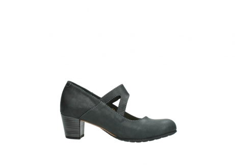 wolky pumps 3754 conga 821 antraciet leer_14