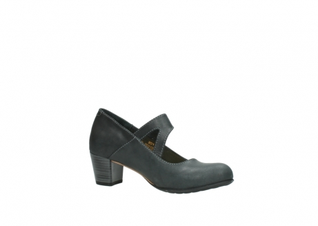 wolky pumps 3754 conga 821 antraciet leer_15