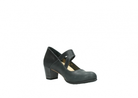 wolky pumps 3754 conga 821 antraciet leer_16