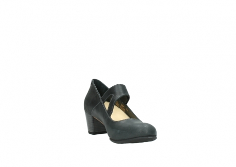 wolky pumps 3754 conga 821 antraciet leer_17