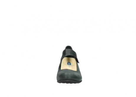 wolky pumps 3754 conga 821 antraciet leer_19