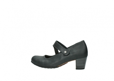wolky pumps 3754 conga 821 antraciet leer_2