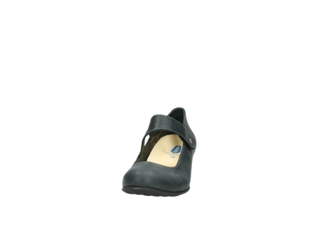 wolky pumps 3754 conga 821 antraciet leer_20