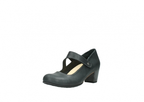 wolky pumps 3754 conga 821 antraciet leer_22