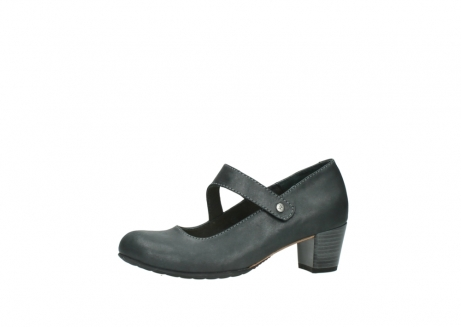 wolky pumps 3754 conga 821 antraciet leer_24