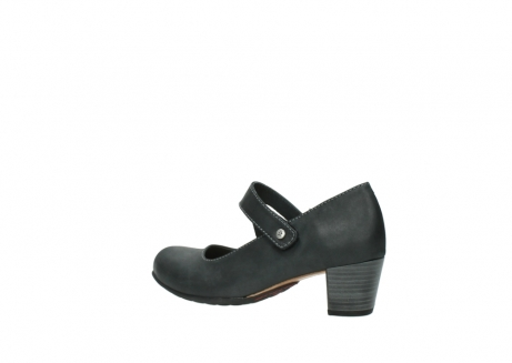 wolky pumps 3754 conga 821 antraciet leer_3