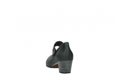 wolky pumps 3754 conga 821 antraciet leer_6
