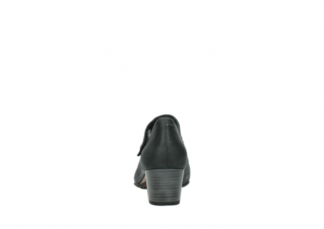 wolky pumps 3754 conga 821 antraciet leer_7