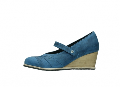 wolky pumps 4655 oliva 582 denim blauw geolied leer_24