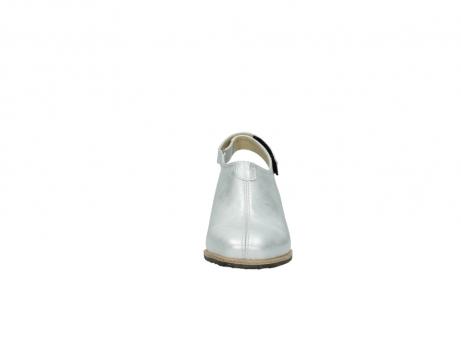 wolky pumps 4661 bond 310 zilver leer_19