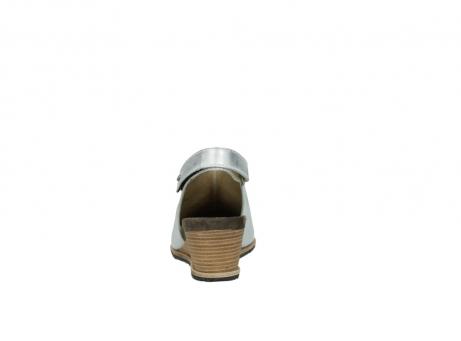 wolky pumps 4661 bond 310 zilver leer_7