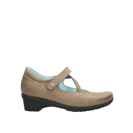 wolky pumps 7657 georgia 815 taupe leer