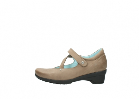 wolky pumps 7657 georgia 815 taupe leer_1