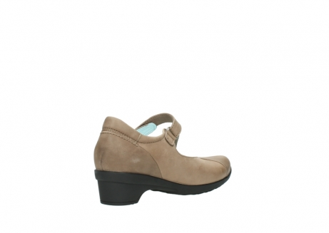 wolky pumps 7657 georgia 815 taupe leer_10