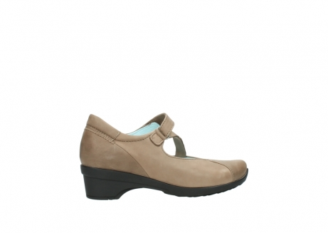wolky pumps 7657 georgia 815 taupe leer_12