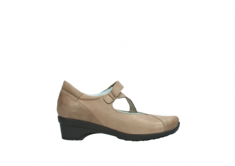 wolky pumps 7657 georgia 815 taupe leer_13