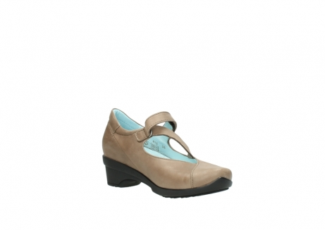 wolky pumps 7657 georgia 815 taupe leer_16