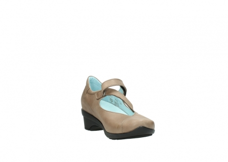 wolky pumps 7657 georgia 815 taupe leer_17