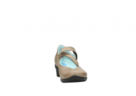 wolky pumps 7657 georgia 815 taupe leer_18