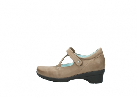 wolky pumps 7657 georgia 815 taupe leer_2