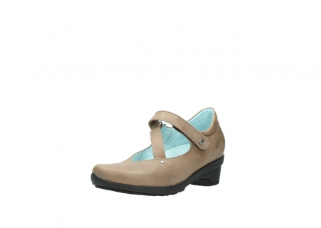 wolky pumps 7657 georgia 815 taupe leer_22
