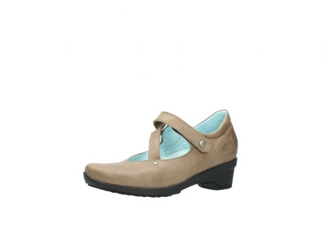 wolky pumps 7657 georgia 815 taupe leer_23