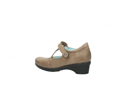 wolky pumps 7657 georgia 815 taupe leer_3
