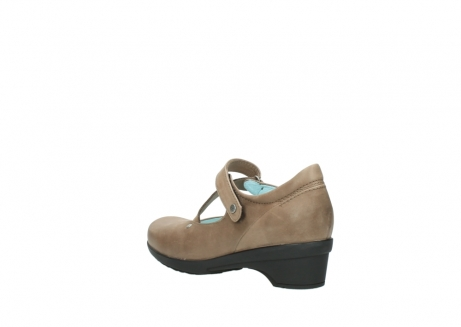 wolky pumps 7657 georgia 815 taupe leer_4